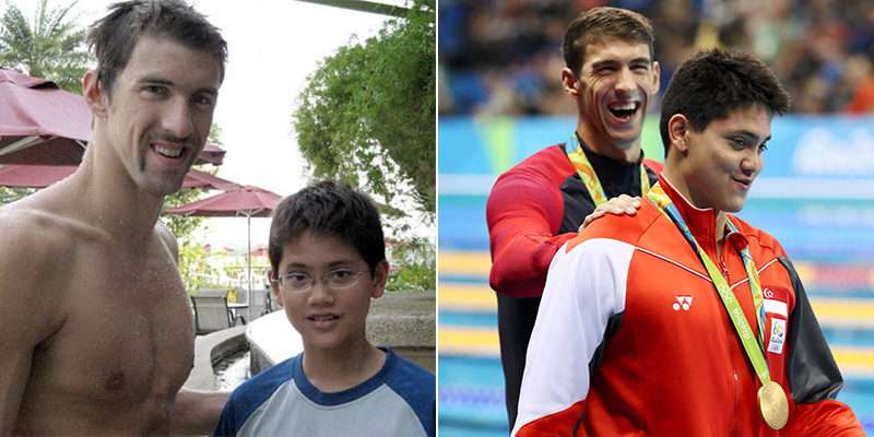 The Guy Who Beat Michael Phelps At The Rio Olympics Was Actually A Childhood Fan