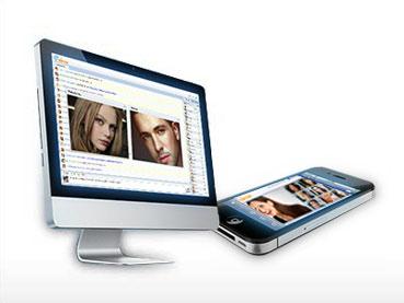 Mac donamix chat app